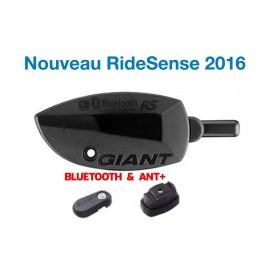Capteur rideSense Giant pour vélos de route. Bluetooth et ANT+