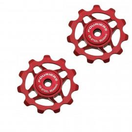 Galets de derailleur ceramique Fouriers ac-dx001 11T
