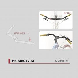 Cintre VTT Fouriers AL7050-T73-diam : 31,8 par 720mm