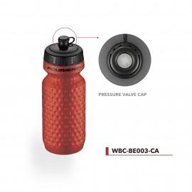 Bidon Fouriers 600CC surface aero valve cap WBC-BE-CA
