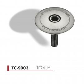 Bouchon de potence Fouriers Titane TC-S003
