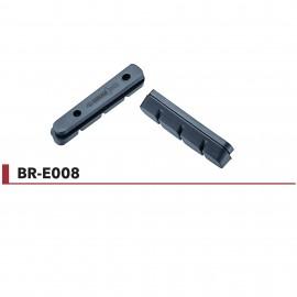 Patins de freins Fouriers SHIMANO® alu BR-E008-SH-A001