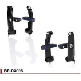 Etriers freins Propel alu CNC Fouriers aéro BR-DX005