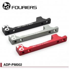 Adaptateur frein à disque Fouriers 160 à 203mm ASP-PM002