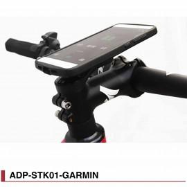 Support téléphone sur vélo Fouriers ADP-STK01-Garmin