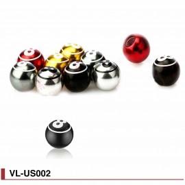 Bouchon de valve US boule Fouriers VL-US002