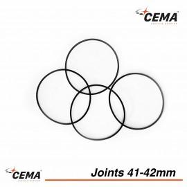 Joints de boitier de pédalier CEMA 41-42mm