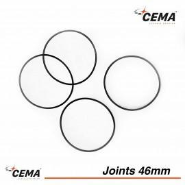 Joints de boitier de pédalier CEMA 46mm